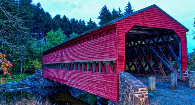 Sachs Covered Bridge - Gettysburg
