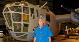 Dad was nose gunner on B-24